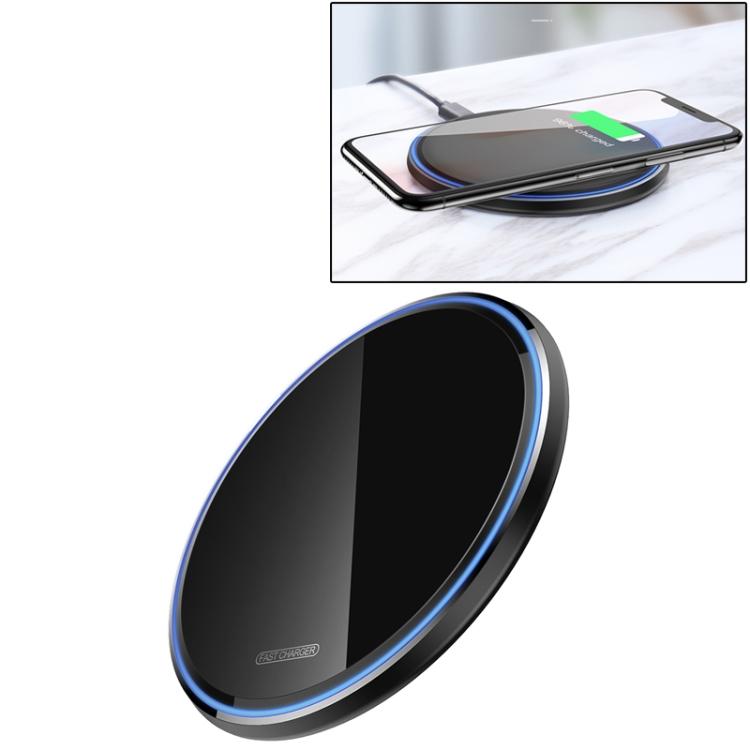 10w snabb trådlös laddare för iphone xs iphone xr xs max